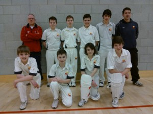 2013_U14 Indoor Team