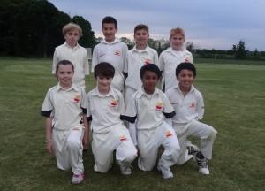 Great Melton Under 11s (May 2014) Kit Fordham, Callum Sparkes, Sam Johnson, Ben Johnson. Holly Marchant, Olly Leinster, Lohit Kannan, Charlie Green.