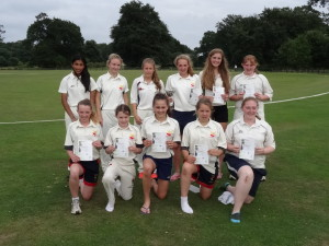 2014_U15 Girls V Walmley