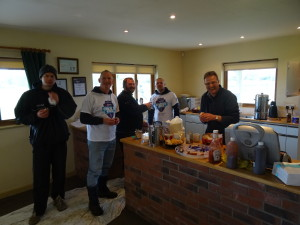 Cricketforce coffee break
