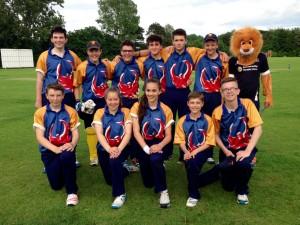2016_GMCC U19s at Topcroft